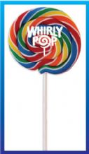 "Whirly Pop Lolly 4"" 10cm"
